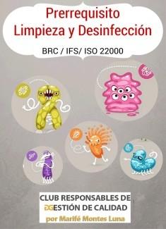 Ebook Elabora tu programa de Limpieza y Desinfección (Prerrequisito)