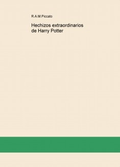 Hechizos extraordinarios de Harry Potter
