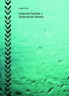 Violencia Familiar y Violencia de Género