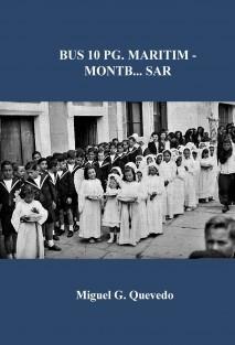 Colección 52 - Bus 10 - Pg. Maritim - Montb... Sar