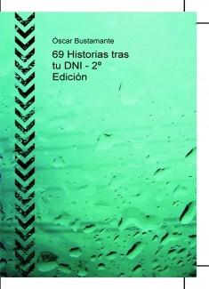 69 Historias tras tu DNI - 2º Edición