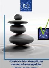 Libro Boletín Económico. Información Comercial Española (ICE). Núm.3069 Corrección de los desequilibrios macroeconómicos españoles, autor Ministerio de Economía y Empresa