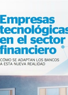 Ebook: Empresas tecnológicas en el sector financiero