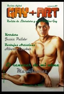 Gay+Art 17(Revista de literatura y arte Gráfico gay)