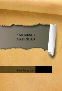 150 RIMAS SATÍRICAS