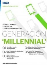 Libro Ebook: Así es la generación 'Millennial', autor BBVA Innovation Center