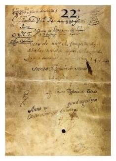 Juro de Heredad a favor de la Iglesia Arzobispal de Toledo. 1482. Facsímil