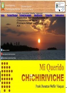 Aspectos Socioculturales de Chichiriviche de la Primera Mitad del Siglo XX