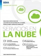 Libro Ebook: los servicios en la nube, autor BBVA Innovation Center