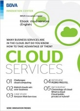 Libro Ebook: cloud services (English), autor BBVA Innovation Center
