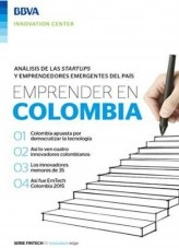 Libro Ebook: ecosistema emprendedor en Colombia, autor BBVA Innovation Center
