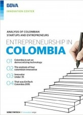 Libro Ebook: entrepreneurial ecosystem in Colombia (English), autor BBVA Innovation Center