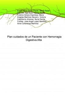 Plan cuidados de un Paciente con Hemorragia Digestiva Alta