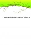Flora de la República de El Salvador hasta 2010