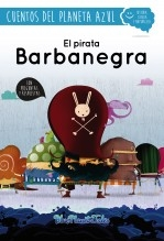 Libro El Pirata Barbanegra, autor BLUE PLANET TALES