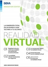 Libro Ebook: Realidad virtual, autor BBVA Innovation Center