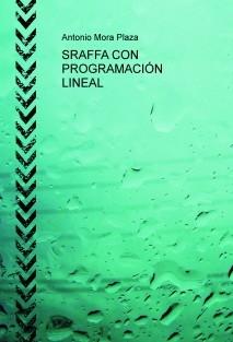 SRAFFA CON PROGRAMACIÓN LINEAL