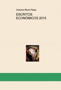 ESCRITOS ECONÓMICOS 2015