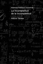 La Incompletitud de la Incompletitud