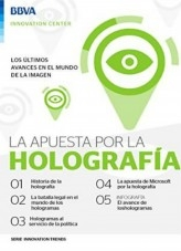 Libro Ebook: La apuesta por la holografía, autor BBVA Innovation Center