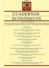 Libro Cuadernos Económicos. Información Comercial Española (ICE). Núm. 90 La vivienda tras la crisis financiera global: nueva visión, viejos problemas, autor Ministerio de Economía y Empresa