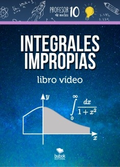 Integrales impropias libro vídeo