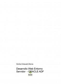 Desarrollo Web Entorno Servidor - Oracle ADF