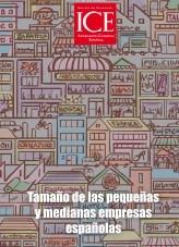 Libro Revista de Economía. Información Comercial Española (ICE). Núm.885 Tamaño de las pequeñas y medianas empresas españolas, autor Ministerio de Economía y Empresa