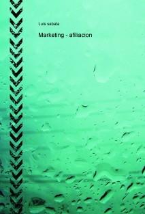 Marketing - afiliacion