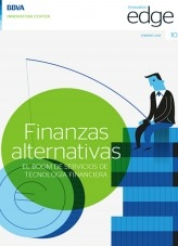 Libro BBVA Innovation Edge. Finanzas alternativas, autor BBVA Innovation Center