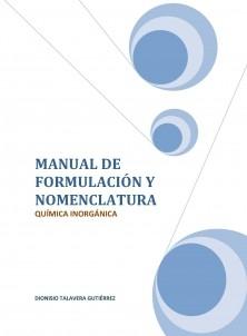 Manual de Formulación y Nomenclatura Química Inorgánica