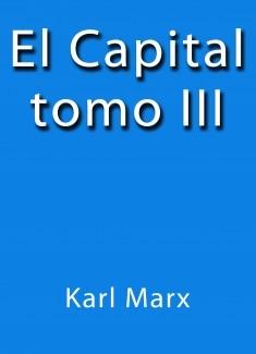 El Capital III