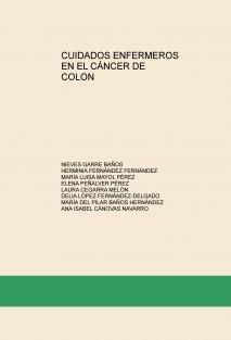 CUIDADOS ENFERMEROS EN EL CÁNCER DE COLON