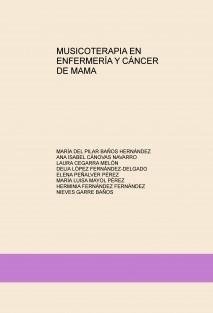 MUSICOTERAPIA EN ENFERMERÍA Y CÁNCER DE MAMA