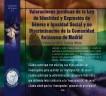 Valoraciones jurídicas de la Ley de Identidad y Expresión de Género e Igualdad Social y no Discriminación.