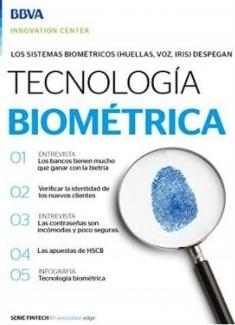 Ebook: Tecnología biométrica
