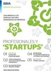 Libro Ebook: Profesionales y 'startups', autor BBVA Innovation Center