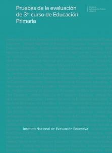 Pruebas de la evaluación de 3er curso de Educación Primaria