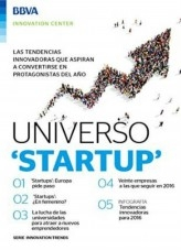 Libro Ebook: universo 'startup', autor BBVA Innovation Center