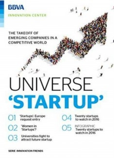 Ebook: The startup universe (English)