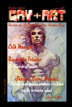 Gay+Art nº19 (revista de literatura y arte gráfico gay)