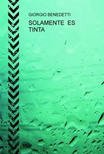 SOLAMENTE ES TINTA