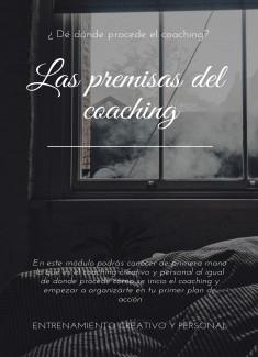 Tema 2: Las premisas del coaching