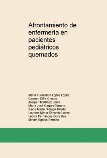 Afrontamiento de enfermería en pacientes pediátricos quemados