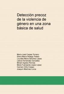 Detección precoz de la violencia de género en una zona básica de salud