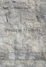 Libro QUORUM MILITARY, autor Eldarwarrior