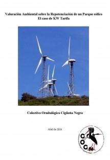 Valoración Ambiental sobre la Repotenciación de un Parque eólico: El caso de KW Tarifa