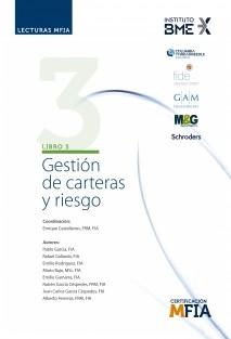 Lecturas FIA - Libro 3: Gestión de carteras y riesgo