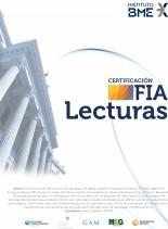 CERTIFICACIÓN FIA. Lecturas