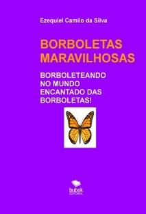 BORBOLETAS MARAVILHOSAS - BORBOLETEANDO